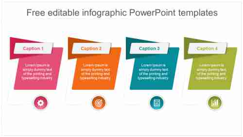 Download Editable Infographic powerpoint templates