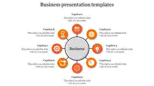 businesspresentationtemplatesprocessmodel