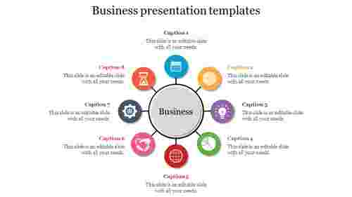 Processofbusinesspresentationtemplates