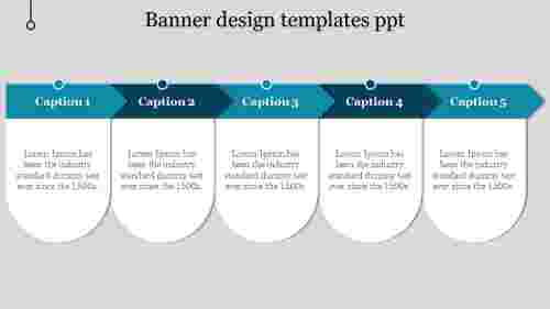 banner design templates ppt-5-Blue