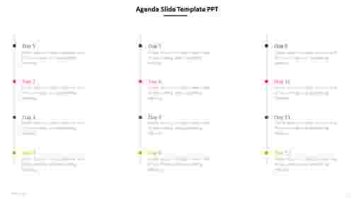 ProgressAgendaslideTemplatePowerpoint
