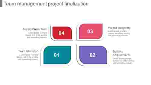 teamwork presentation powerpoint template