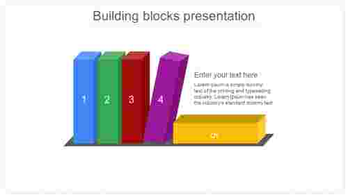 building blocks presentation PowerPoint