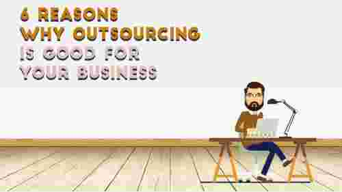 business presentation PPT with illsutration