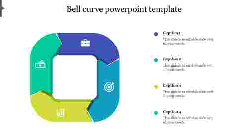 BellcurvepowerpointtemplateinBoxShaped