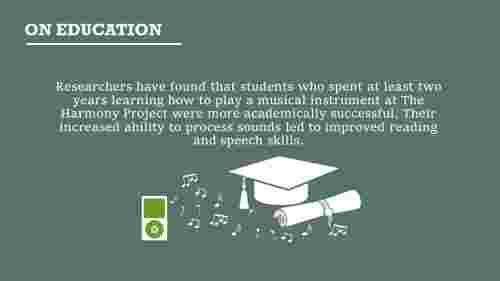 EducationPowerPointPresentation-Degree