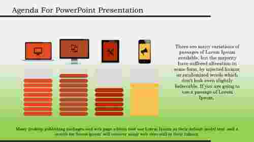 powerpoint agenda template