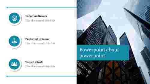 Companypowerpointaboutpowerpoint