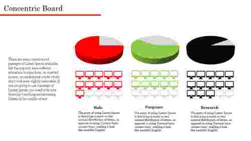 concentric circles powerpoint template