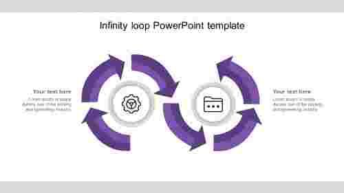 infinitylooppowerpointtemplatepresentation