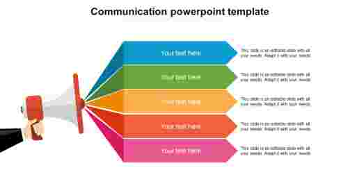 CommunicationPowerPointTemplate-AnnouncementModel
