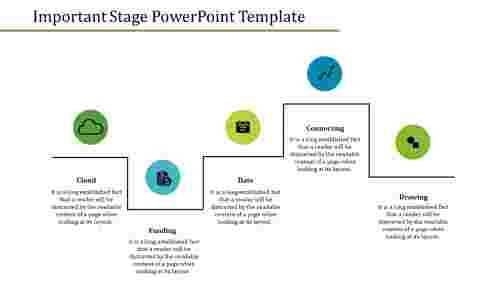elementary timeline powerpoint template