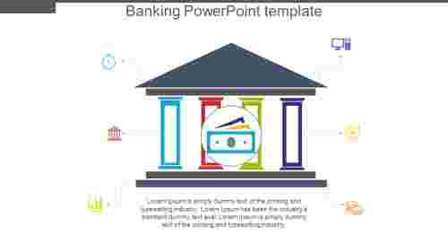 banking powerpoint templates model presentation
