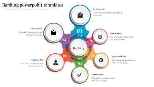 BankingPowerPointtemplatesinterestplan