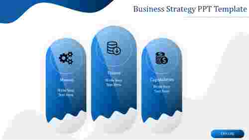 business strategy ppt template
