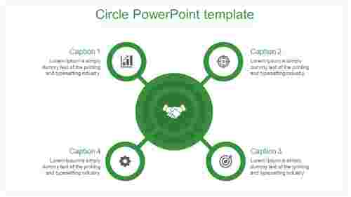 circlepowerpointtemplatemodel