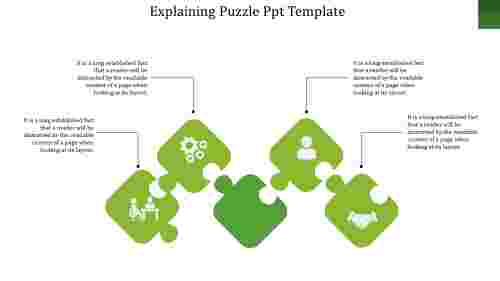 puzzlePPTtemplate