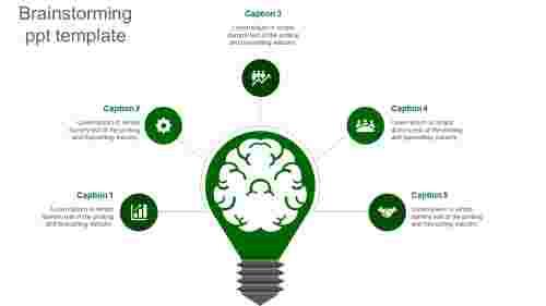brainstormingPPTtemplate-bulbmodel