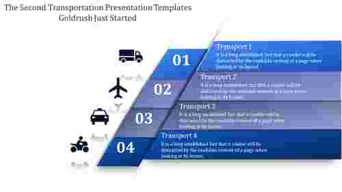 transportation presentation templates