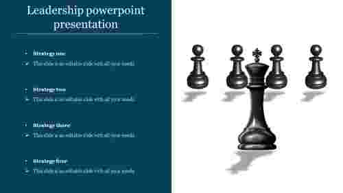 leadershippowerpointpresentationwithchessicons