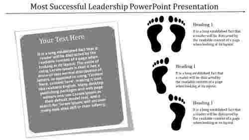 WorkofleadershipPowerPointpresentation