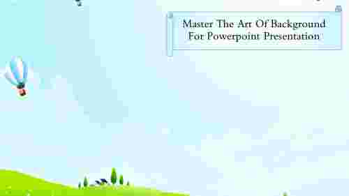 Sky Background for powerpoint presentation