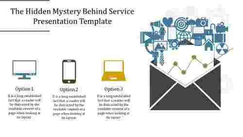 service presentation template