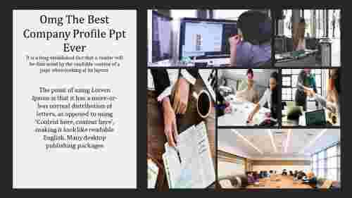 companyprofilePPT