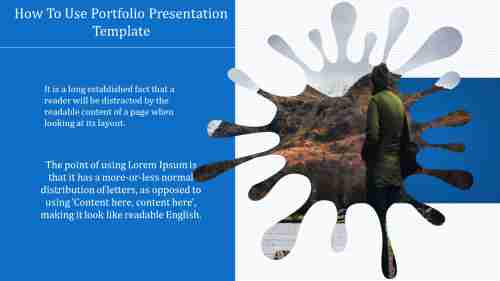 portfolio powerpoint presentation templates