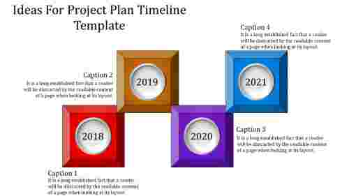 progressive project plan timeline template