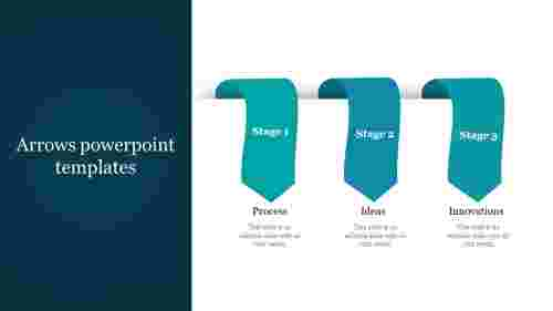 Best Arrows Powerpoint Templates