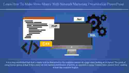 Network Marketing Presentation Powerpoint using technology