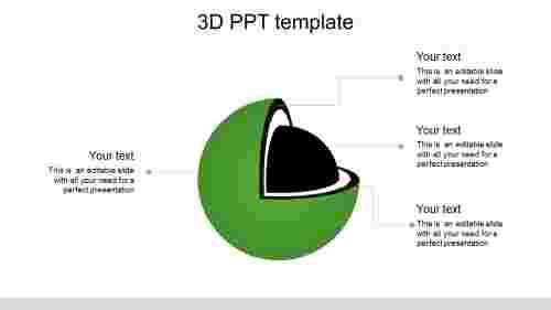 3DPPTtemplatessphericalmodel