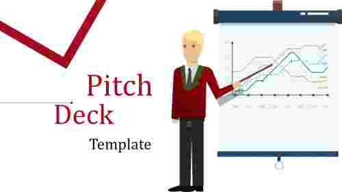 Pitch Deck Template PowerPoint for entrepreneurs
