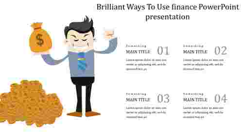 Capitalize finance powerpoint presentation