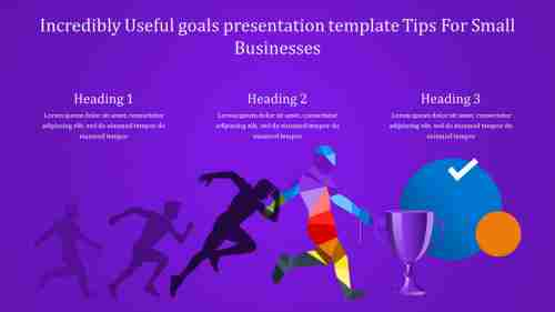goals presentation template-Incredibly Useful goals presentation template Tips For Small Businesses