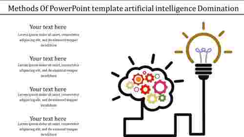 Useful Tips To Improve Powerpoint Template Artificial Intelligence