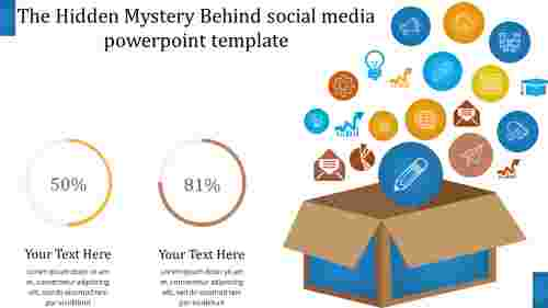 The Reasons Why We Love Social Media Powerpoint Template.