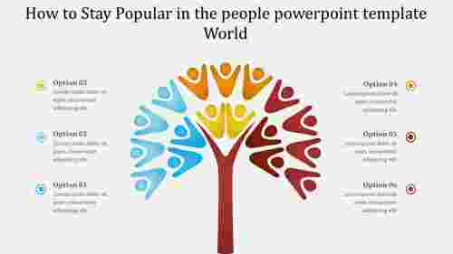 people powerpoint template-How to Stay Popular in the people powerpoint template World