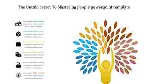 Masteringpeoplepowerpointtemplate
