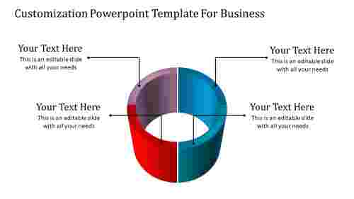 powerpoint presentation ideas with 3d shape