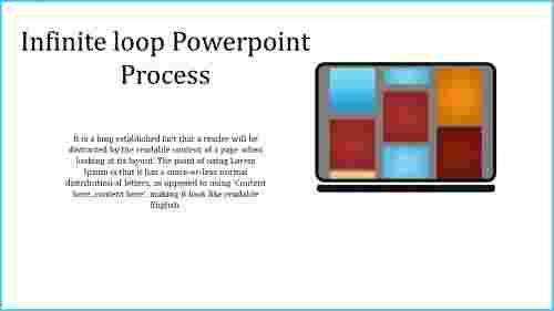 infinitylooppowerpointtemplateforbusiness