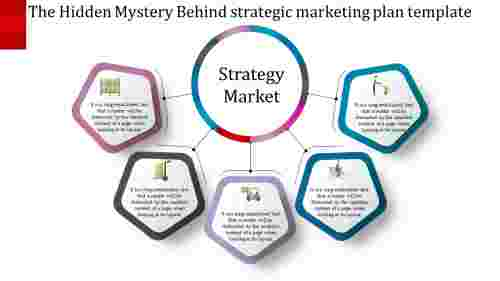 Strategic Marketing Plan Template - Hexagonal Model