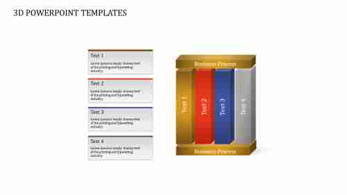 Afournoded3DPOWERPOINTTEMPLATES