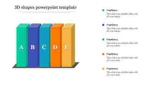 3Dshapespowerpointtemplatepresentation