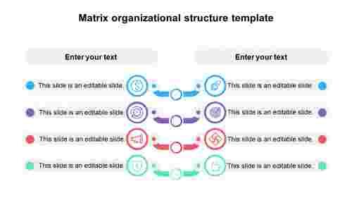 SimpleMatrixorganizationalstructuretemplatedesigns