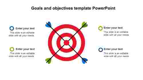 GoalsandobjectivestemplatePowerPointdesigns