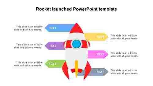 RocketlaunchedPowerPointtemplatedesigns