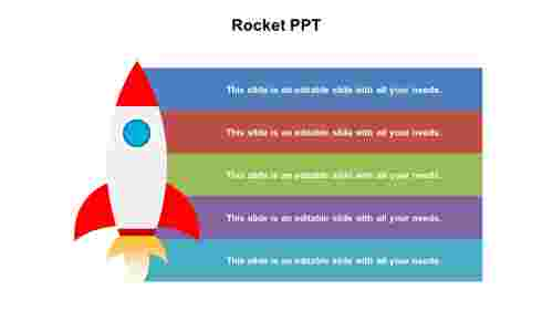 RocketPPTtemplate