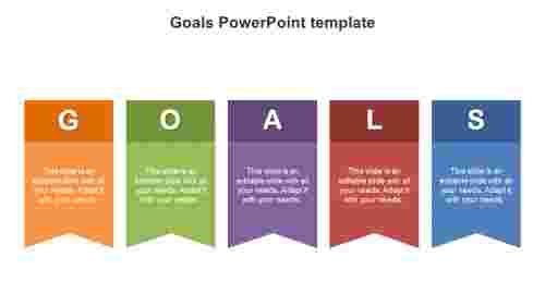 GoalsPowerPointtemplatediagrams